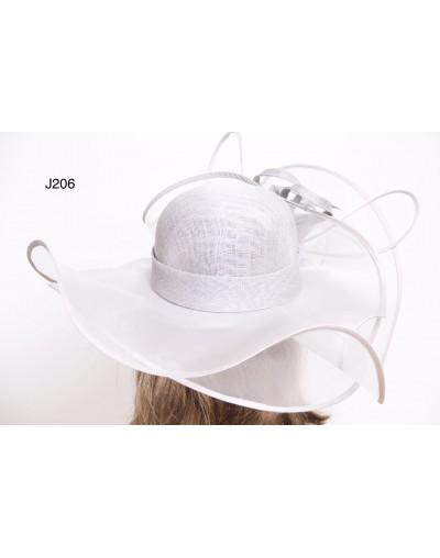 Chapeau argenté