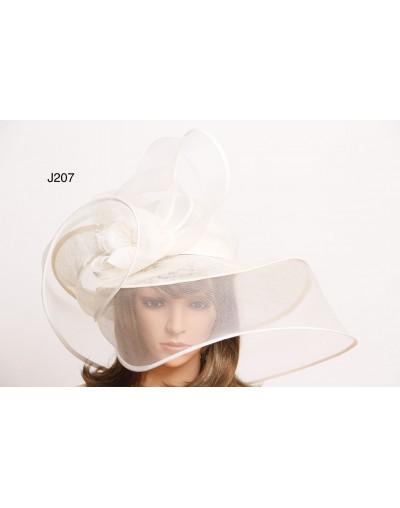 Chapeau face couvert